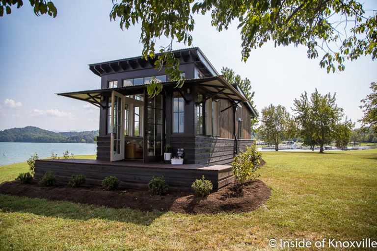 Clayton Luxury Tiny Home Answer for Urban Infill Plus a bonus fun read linked at the end