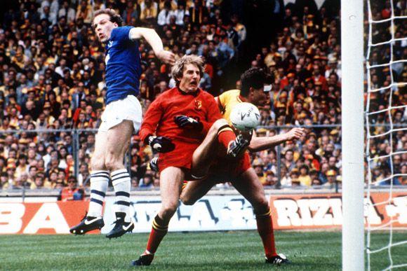 1984 FA Cup Final Everton v Watford