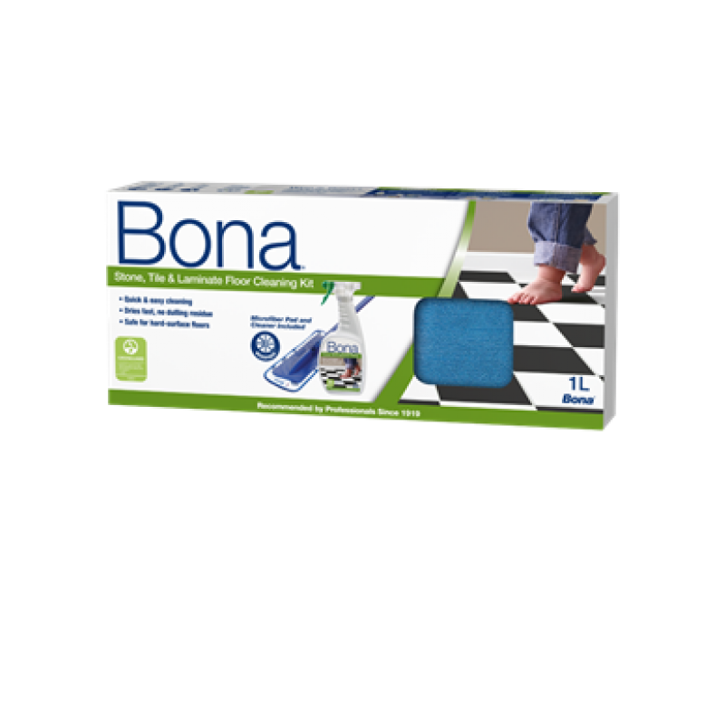 Bona Stone, Tile & Laminate Cleaning Kit Cleaning kit