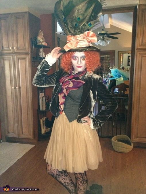 mad hatter costume - Mad Hatter Halloween Costume For Kids