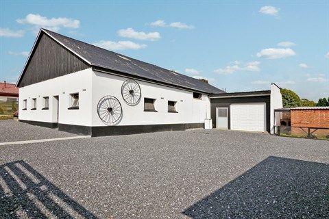 Søndergade 54, 7850 Stoholm J. - Moderne og indbydende hjem med mulighed for en hobby der fylder. #villa #selvsalg #boligsalg #stoholm