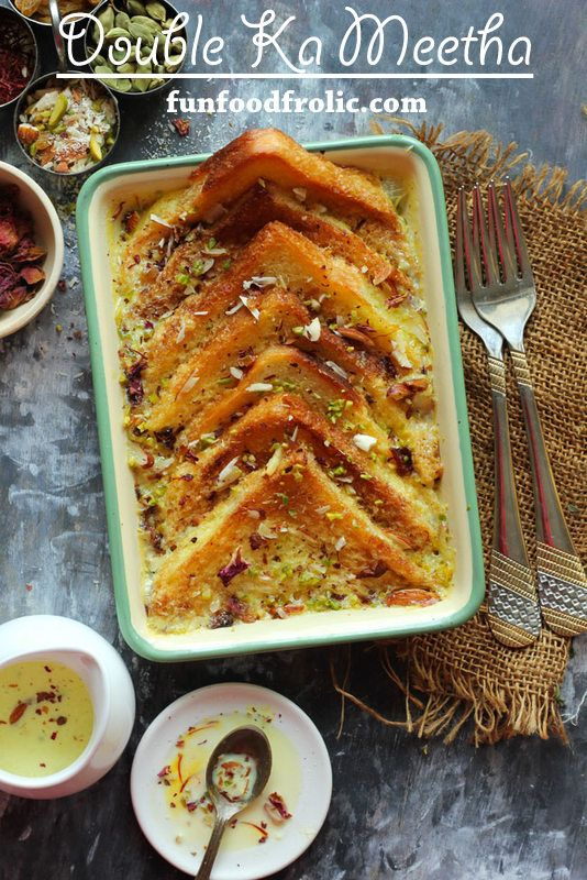 Double ka meetha indian bread pudding recipe english bread double ka meetha indian bread pudding indian dessert recipesindian recipesindian sweetsenglish forumfinder Choice Image