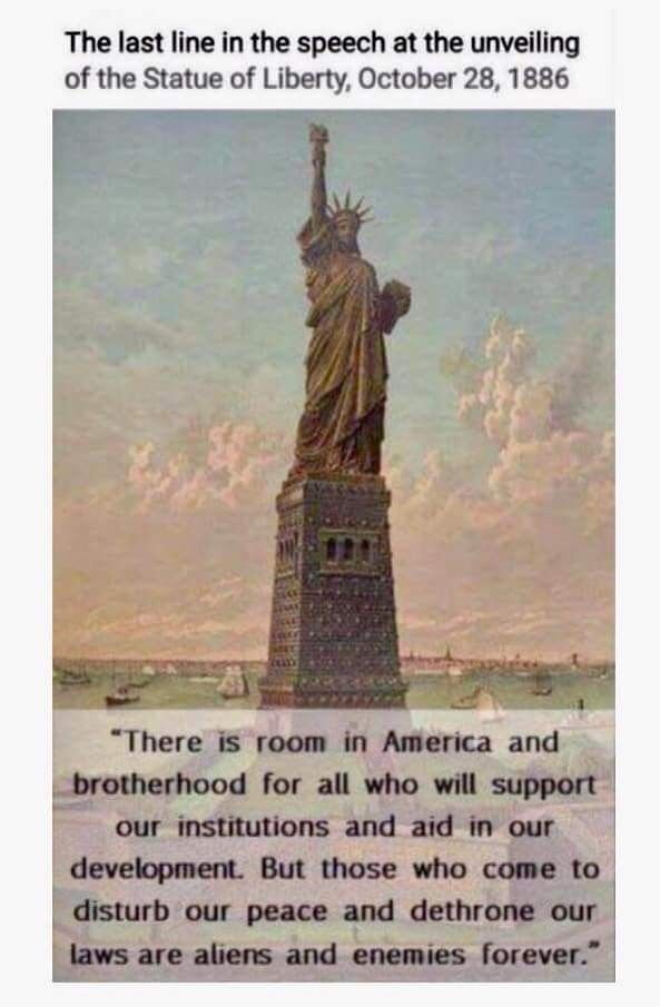 Pin by Stephen munger on AMERICA AGAIN Statue of liberty