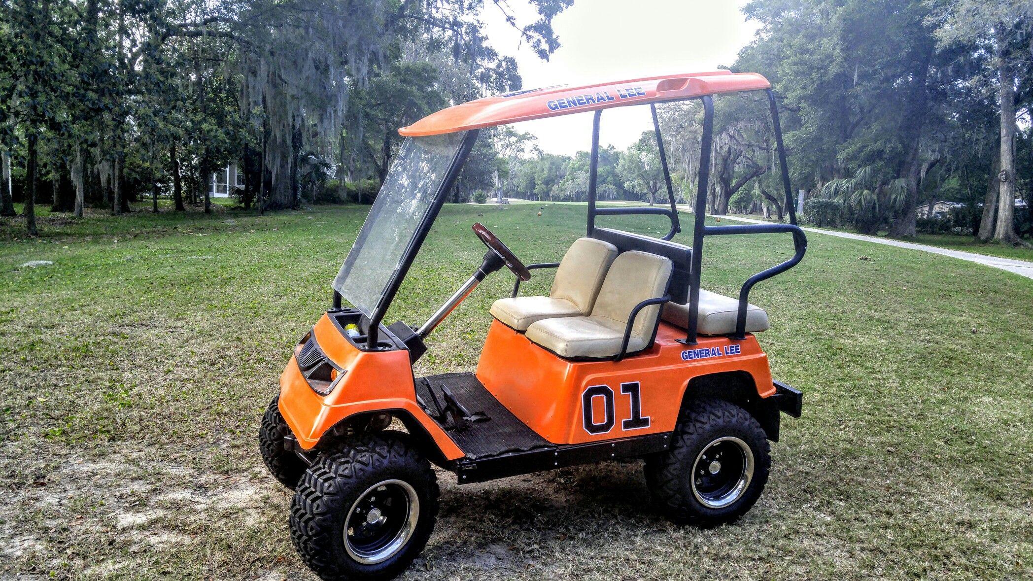 Our 1984 Yamaha G1 turned into the General Lee. 6 inck Jake's lift Yamaha G Golf Cart Push Rod on yamaha golf cart engines, yamaha golf cart bodies, yamaha g9 golf cart, yamaha g8 golf cart, yamaha golf cart serial number, yamaha g18 golf cart, yamaha golf cart body kit, yamaha g20 golf cart, yamaha golf cart covers, yamaha g4 golf cart, identify yamaha golf cart, yamaha golf cart accessories, 1970 yamaha golf cart, yamaha golf cart seat replacements, yamaha golf cart 6 inch lift, yamaha golf cart wiring diagram, yamaha g22 golf cart, 08 yamaha golf cart, stereo for yamaha golf cart, lifted g1 golf cart,