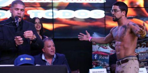 VÍDEO | Juanma López y Papito Vázquez tuvieron su primer careo...