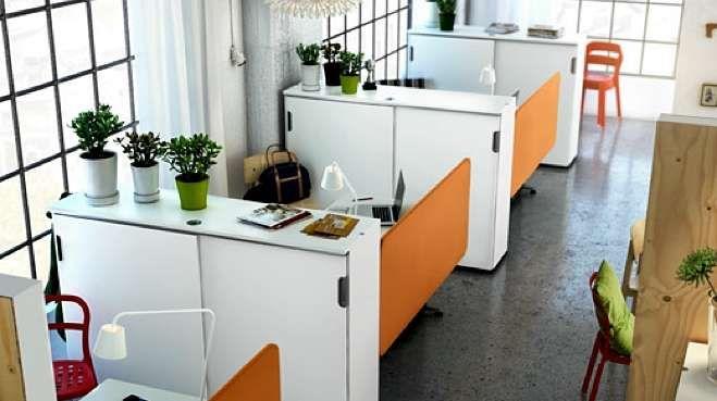salles de r union et open space le plein d id es d am nagement bureau pinterest. Black Bedroom Furniture Sets. Home Design Ideas
