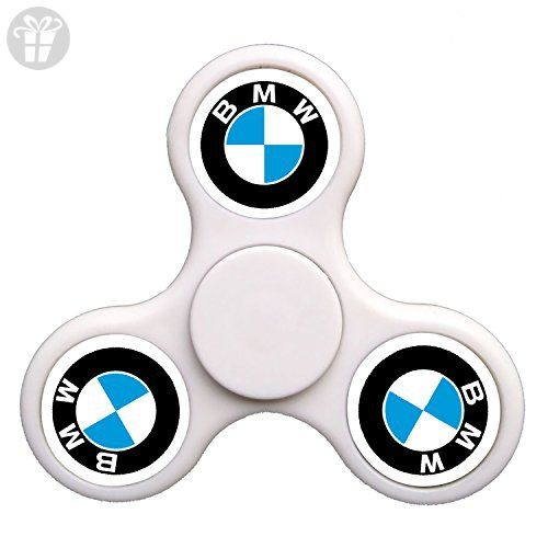 MUYE Bmw Logo Fid Spinner Toy Glowing Hand Spinner Fid