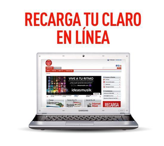 Recarga Tu Claro En Linea Moviles Samsung En Linea Y Samsung