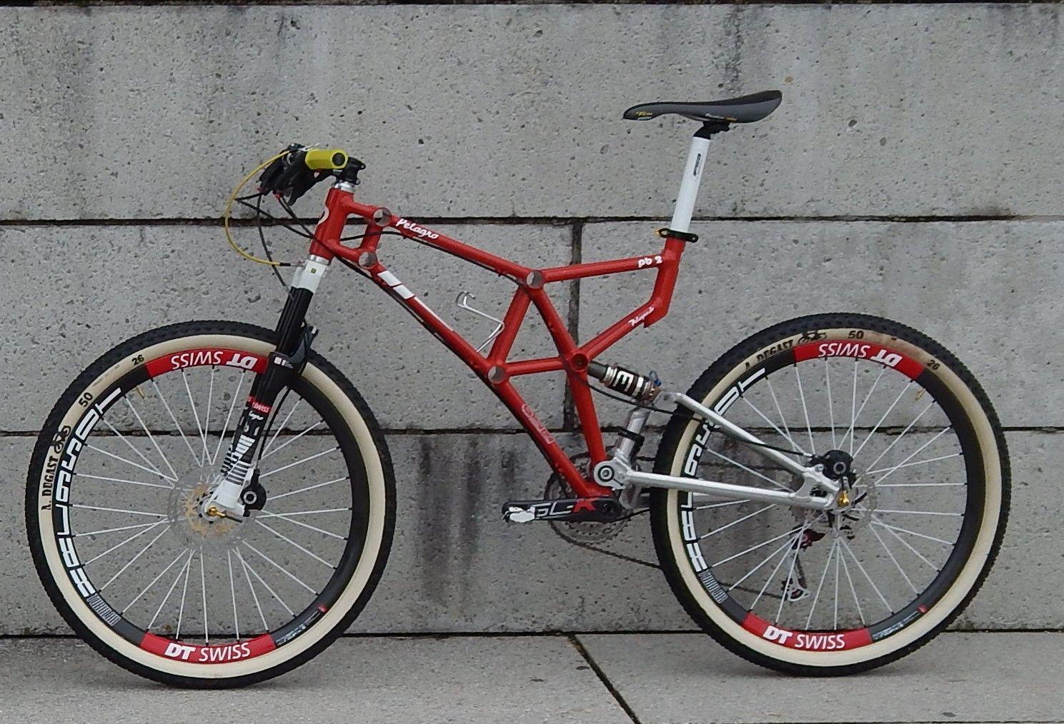 Pelagro Pb 2 Fahrrad Design Fahrrad Mountainbike
