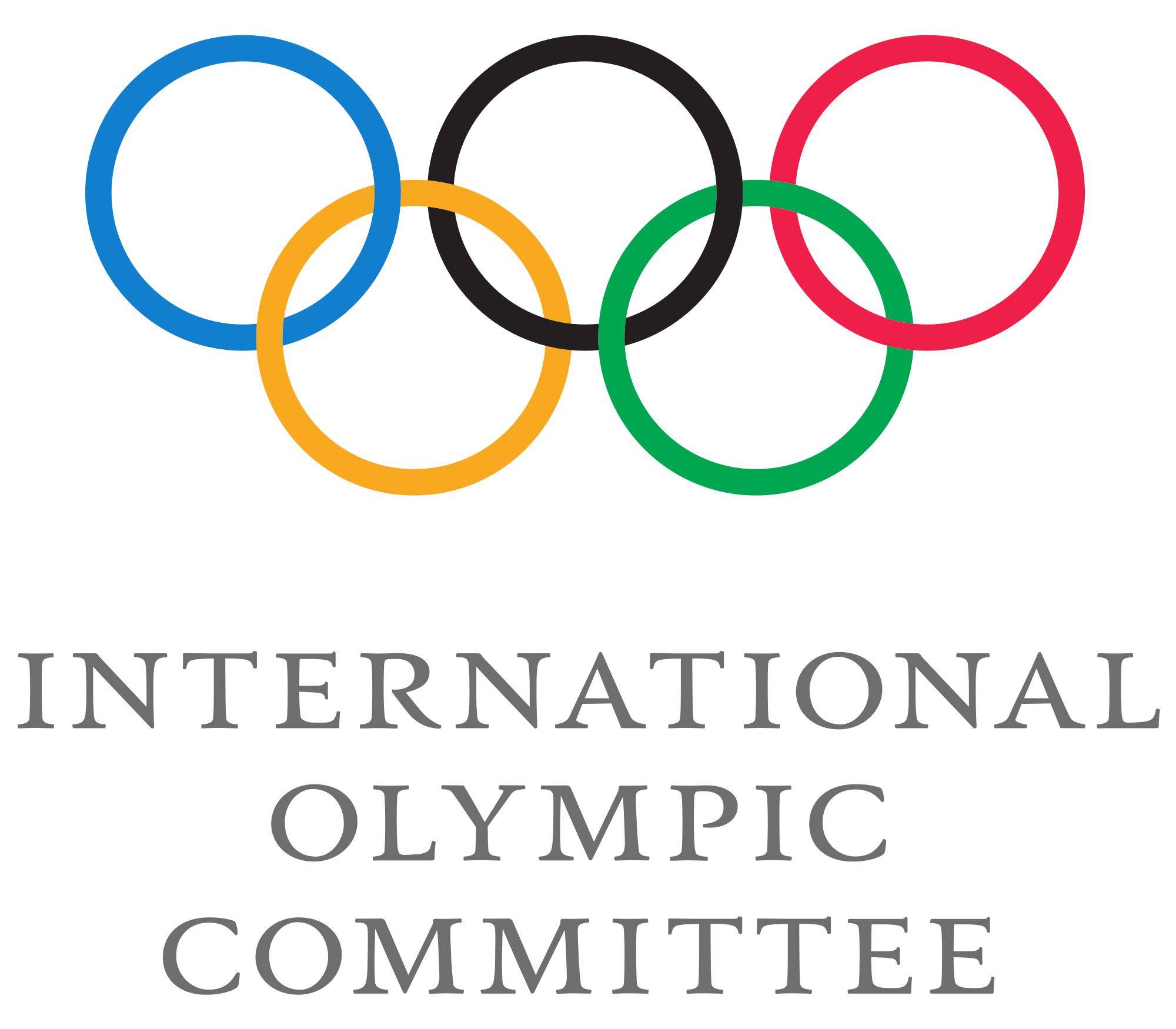 Pin by CK on LOGOS (With images) Olympic committee, Olympics