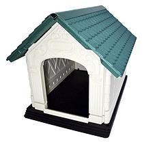 Iconic Pet Dazzleden Elite Dog House Large Plastic Dog House