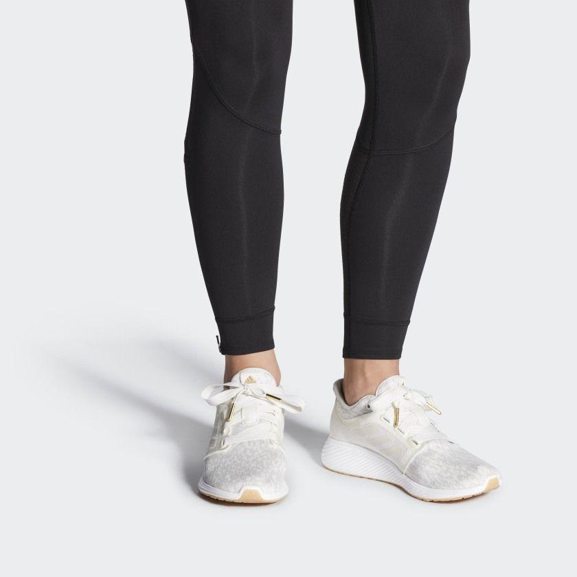 704010eda536b Edge Lux 3 Shoes Raw White   Running White   Gold Metallic D97112