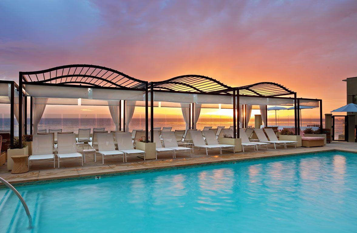 Oceanfront Hotels In California Surf Sand Laguna Beach It Started La