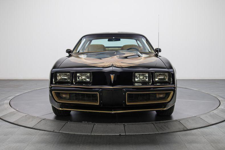 1981 Pontiac Firebird Trans Am Turbo 21,825 Actual Mile Firebird Trans Am 4.9 Liter Turbo V8 3 Speed PS A/C - See more at: http://www.rkmotorscharlotte.com/sales/inventory/sold#!/1981-Pontiac-Firebird-Trans-Am-Turbo/134929/287644