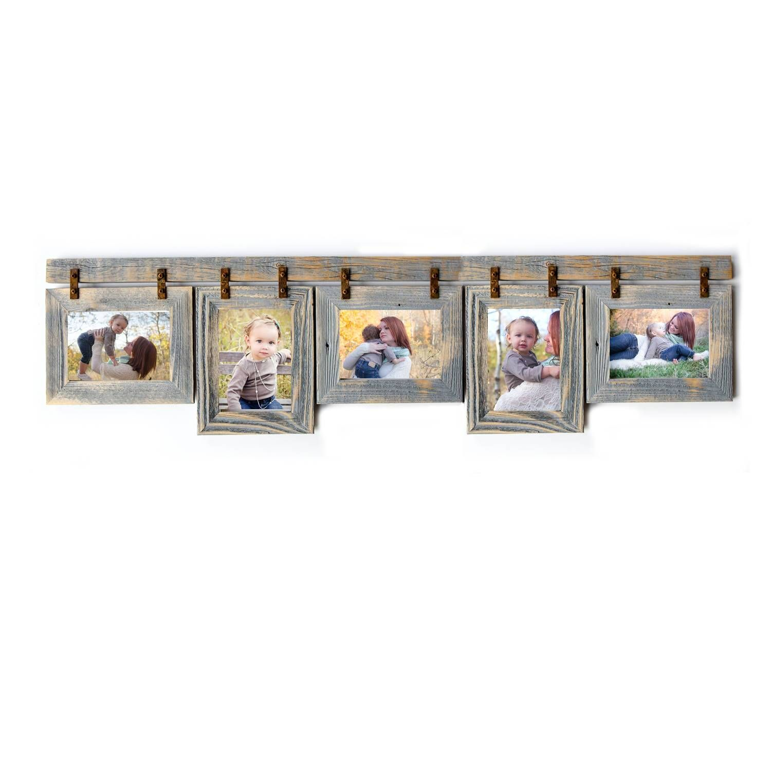 Picture Frame Collage 5 hole 4x6 Collage Frame | Collage Photo Frame ...