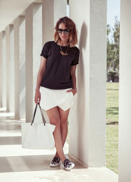 """THE """"GIL"""" TOTE ON GORGEOUS TIANY FROM @Tiany Kiriloff"""