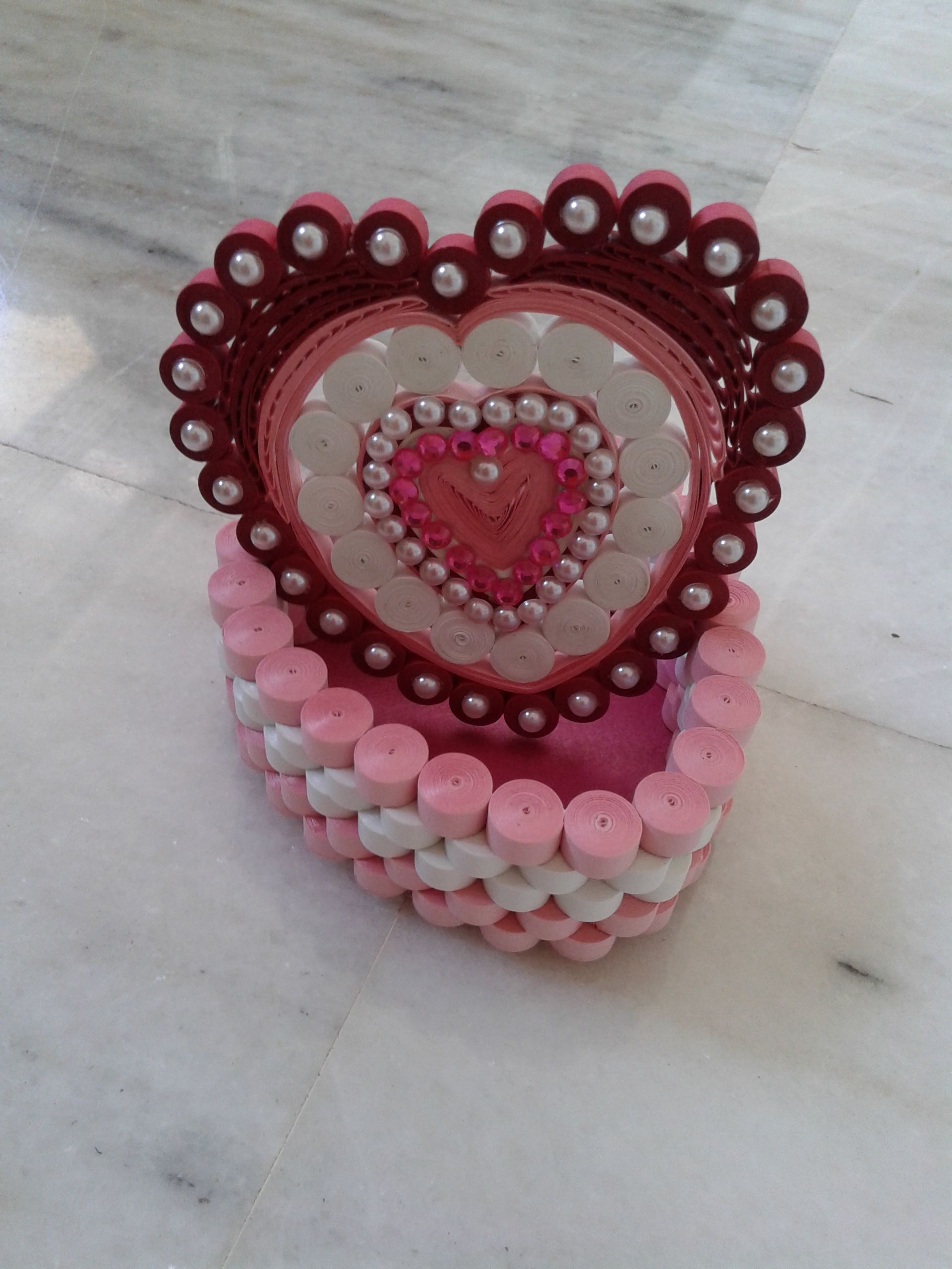 valentine box patterns
