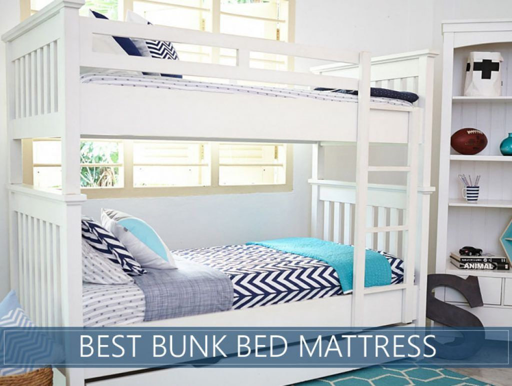 The Best Bunk Bed Mattress In 2021 Our Top 4 Picks Reviews Bunk Bed Mattress Cool Bunk Beds Bunk Beds