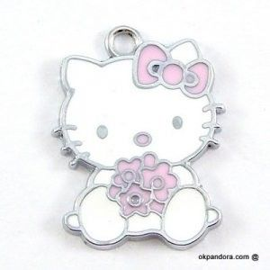 Pandora hello kitty charm shop jewelry charms pendants hello kitty pandora hello kitty charm shop jewelry charms pendants hello kitty pendants 10pcs hello kitty mozeypictures Image collections