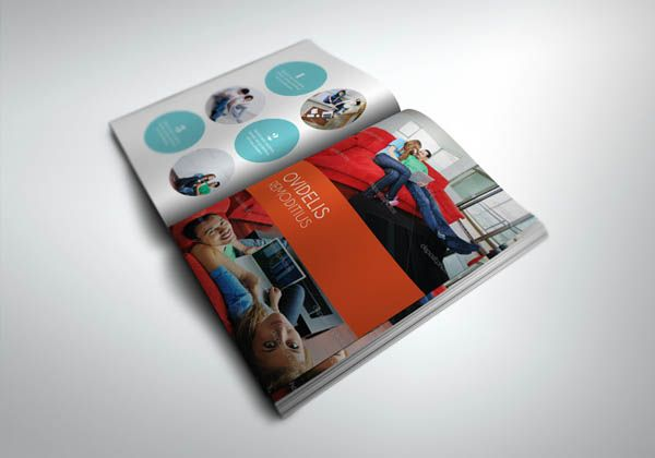 17 Free Magazine Indesign Template for Editorial Project | Places to ...
