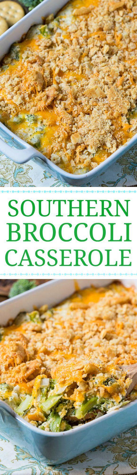 Broccoli casserole recipe broccoli casserole crackers and broccoli southern broccoli casserole with a ritz cracker topping casserole disheseasy forumfinder Image collections