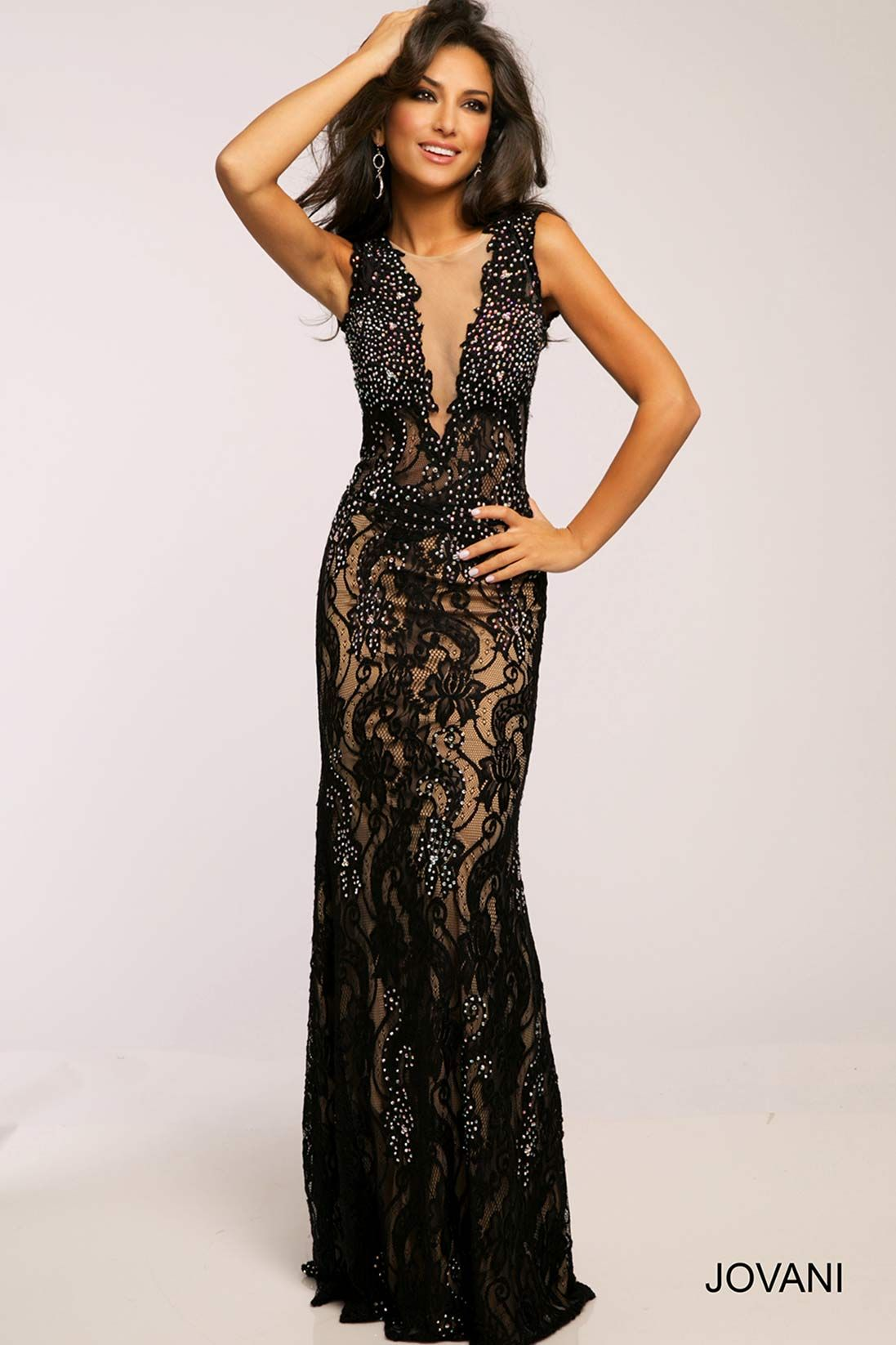 to wear - Wedding Jovani dresses with inviting beautiful pictures video