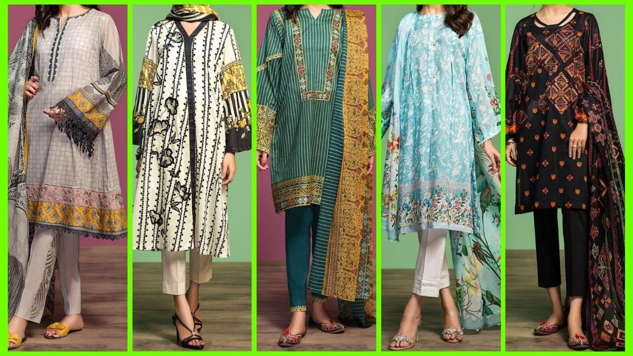 New Summer Dress Design 2020 For Girl New Summer Dress Design 2020 Designer Summer Dresses Ladies Frock Design New Ladies Dress
