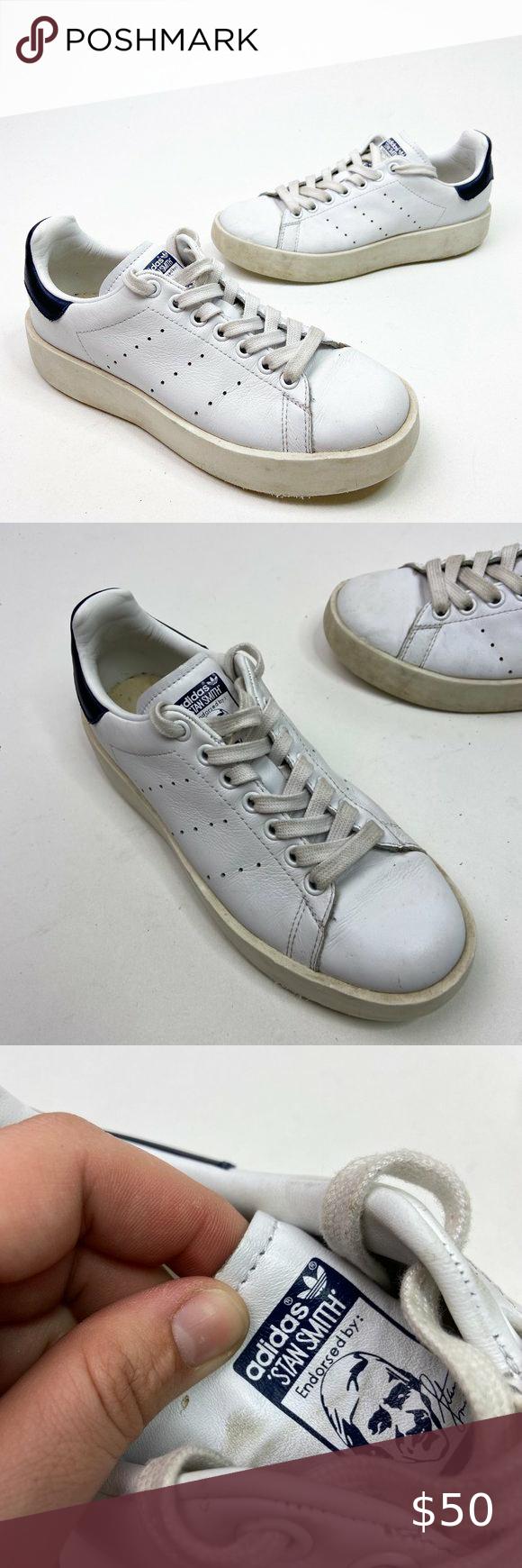 Adidas x Sam Smith BOLD White Sneaker