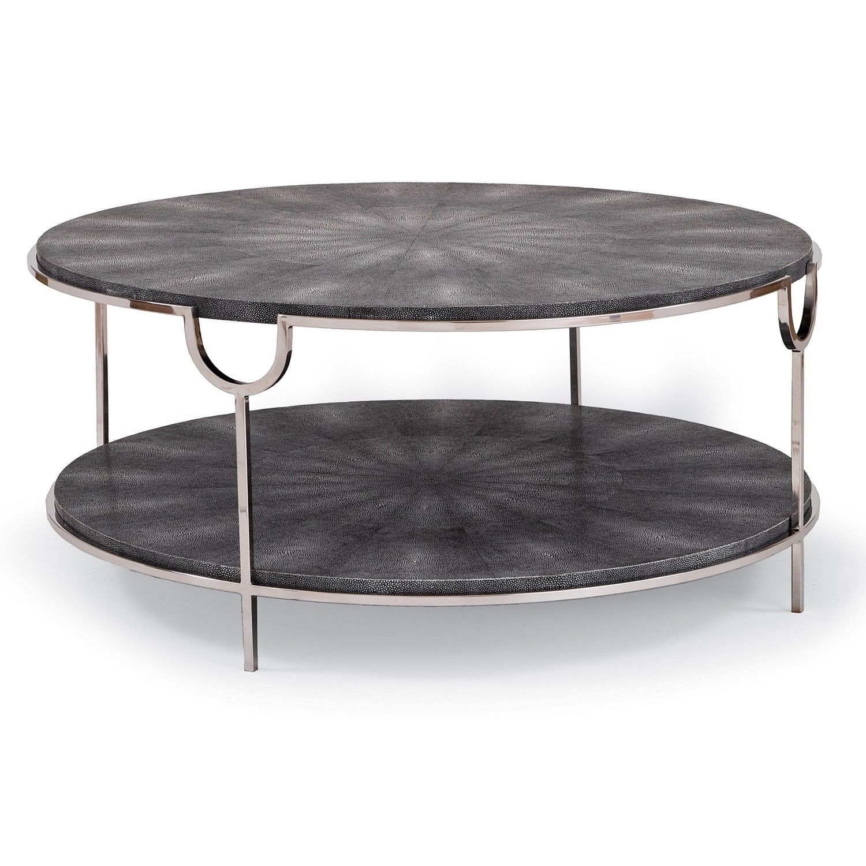 Modrest Spoke Modern Wenge Coffee Table Padded Coffee Table Coffee Table Stainless Steel Coffee Table [ 795 x 1200 Pixel ]