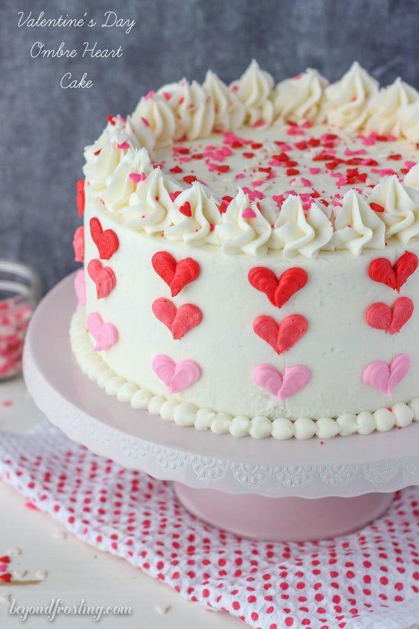 Easy Valentines Day Cake Recipe Savoury Cake Cake Valentines Day Cakes