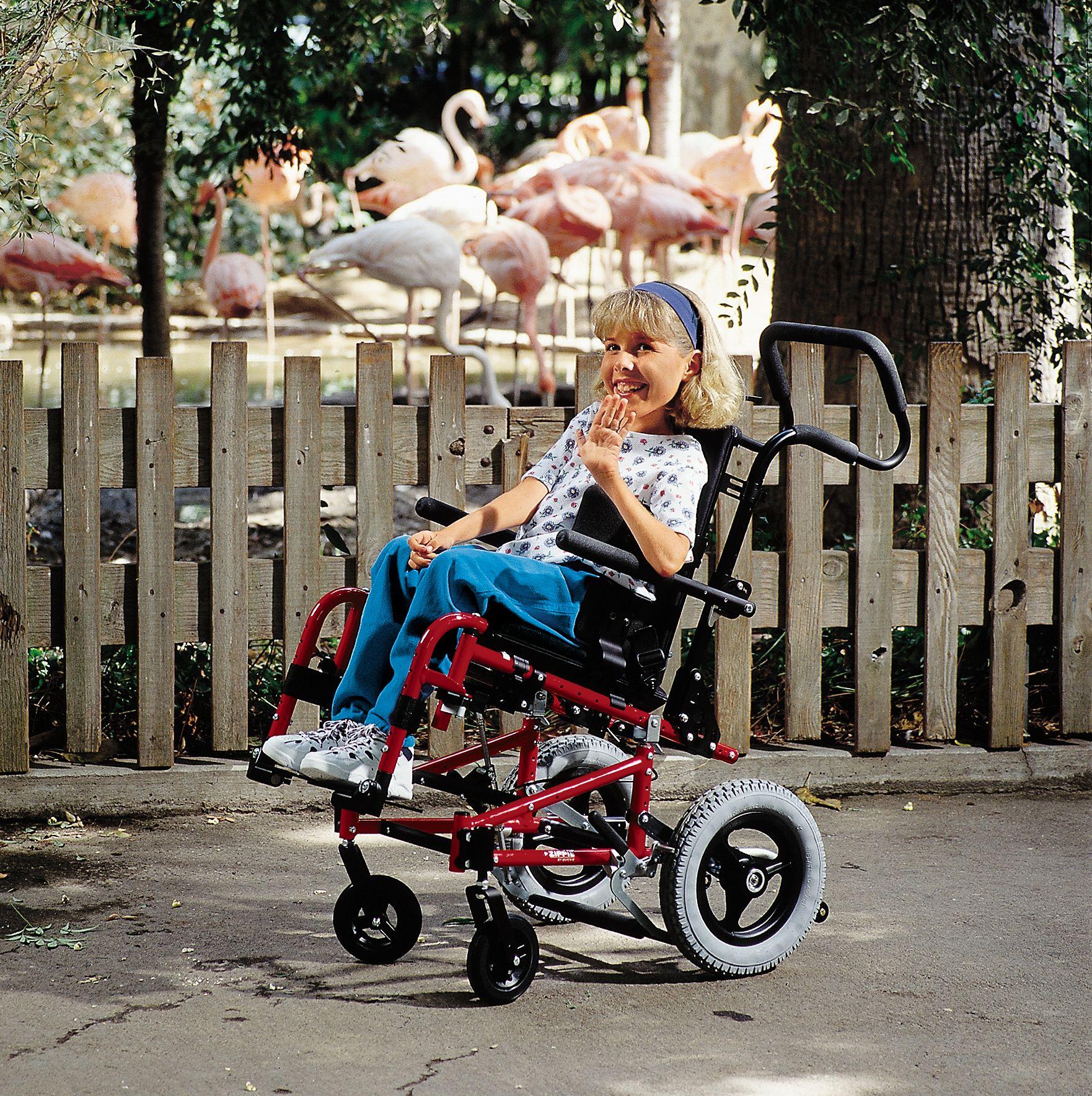 Power wheelchair kids - Zippie Ts Pediatric Wheelchair