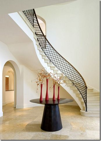 Awesome Iron Railing By Richard Davis Associates Treppen
