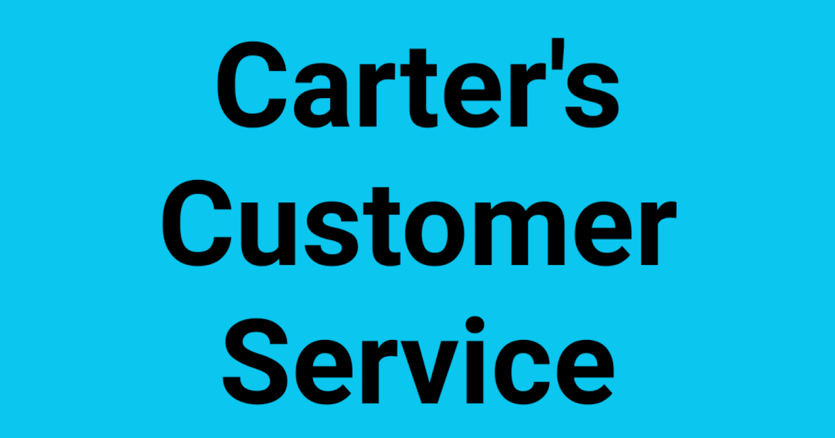 Carters Customer Service Phone Number The Carter S Customer Service Number Usa Carter S Phone Number 24 7 Carter S C Customer Service Phone Numbers Service