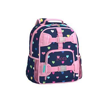 14ddd174b3a Mini Backpack, Mackenzie Navy Multi Heart in 2019    Backpacks ...