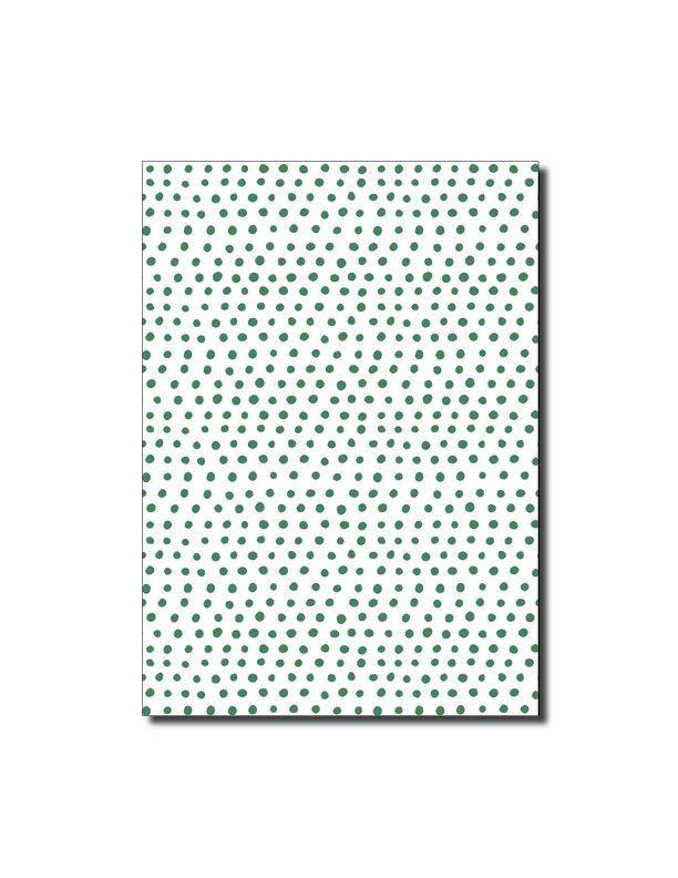 3) Backside – Random Dots