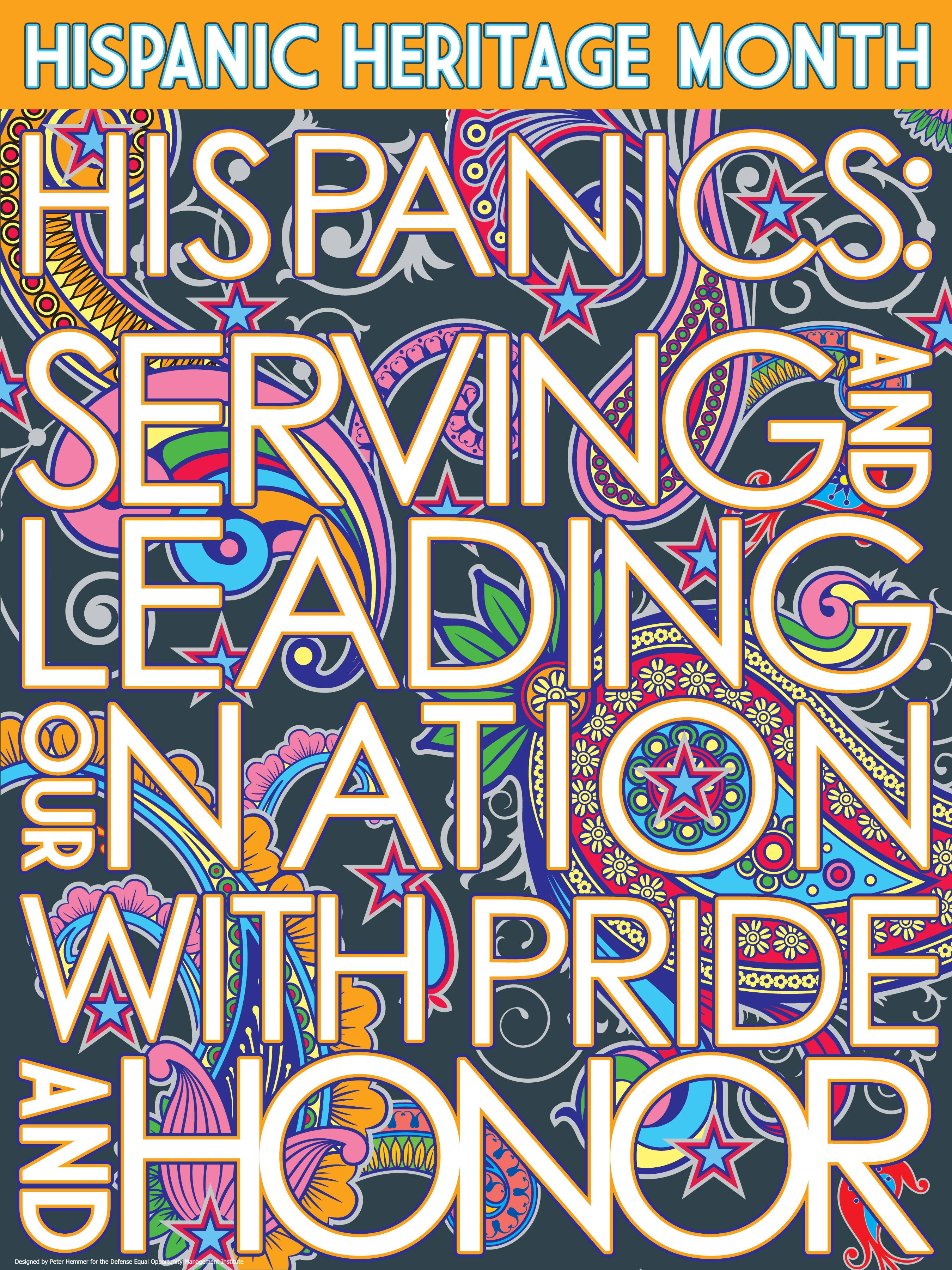 It S National Hispanic Heritage Month We Re Lucky Enough