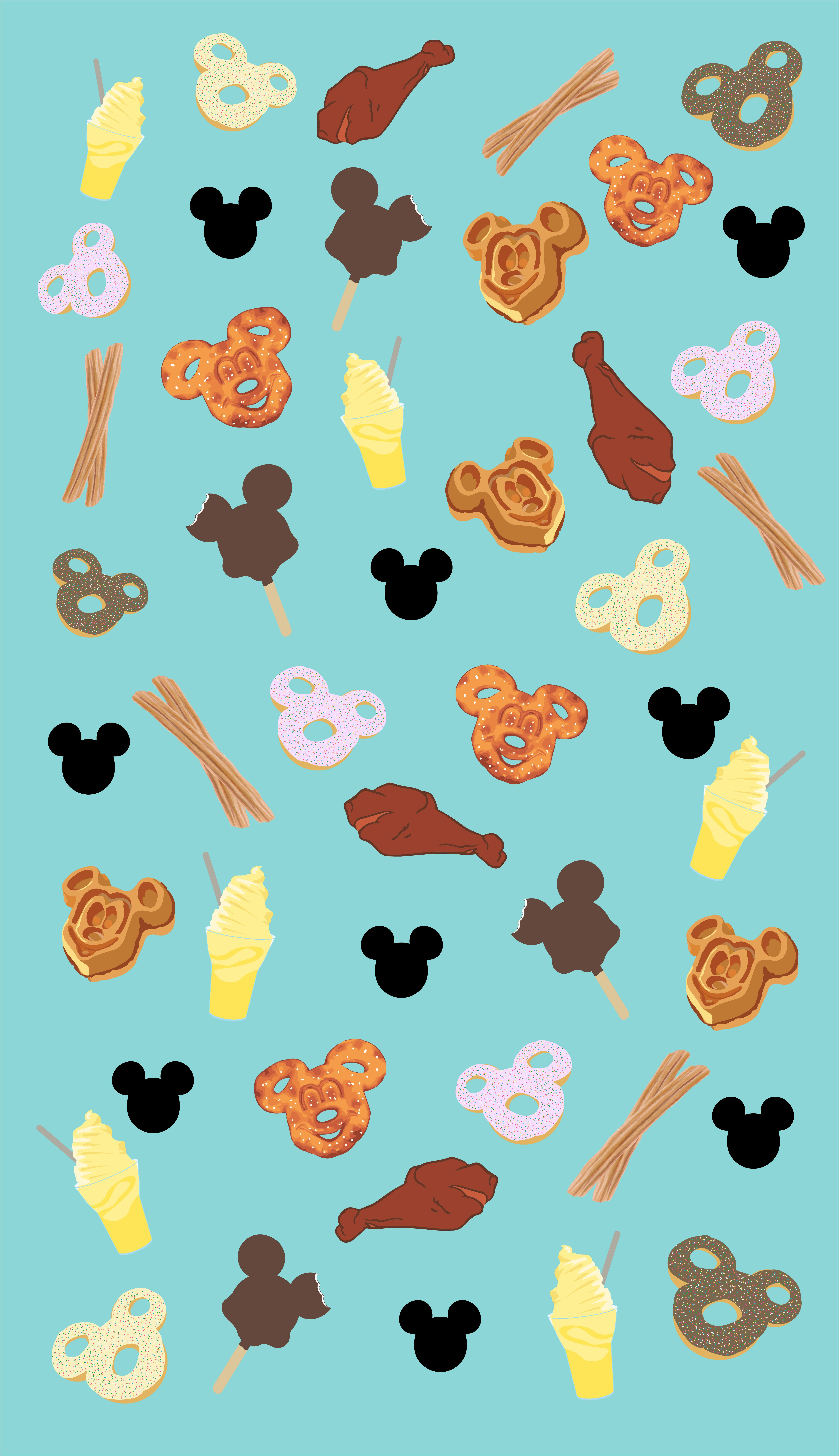 Disney Park Food In 2021 Disney Thanksgiving Disney Background Cute Disney Drawings
