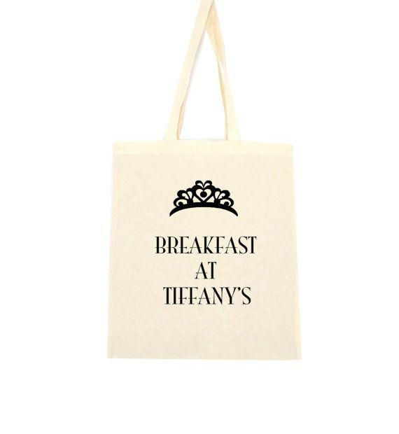 bolso de totalizador del algodón desayuno en bolso por mylouloubags