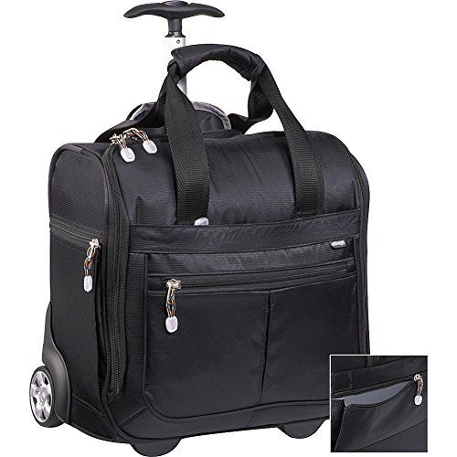 eBags Kalya Rolling Tote Black -- This is an Amazon Affiliate link. You can get more details by clicking on the image.