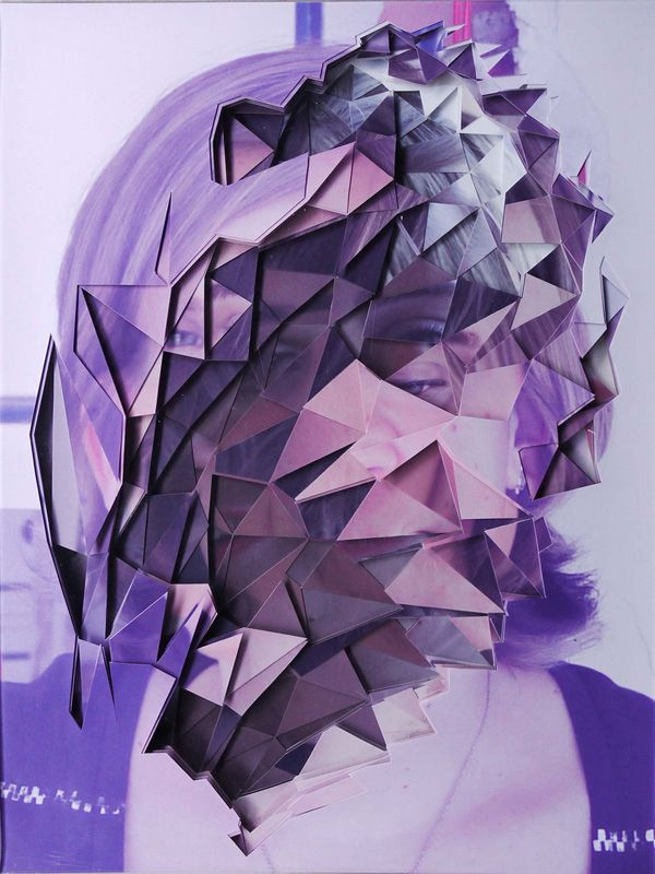 cut out portraits
