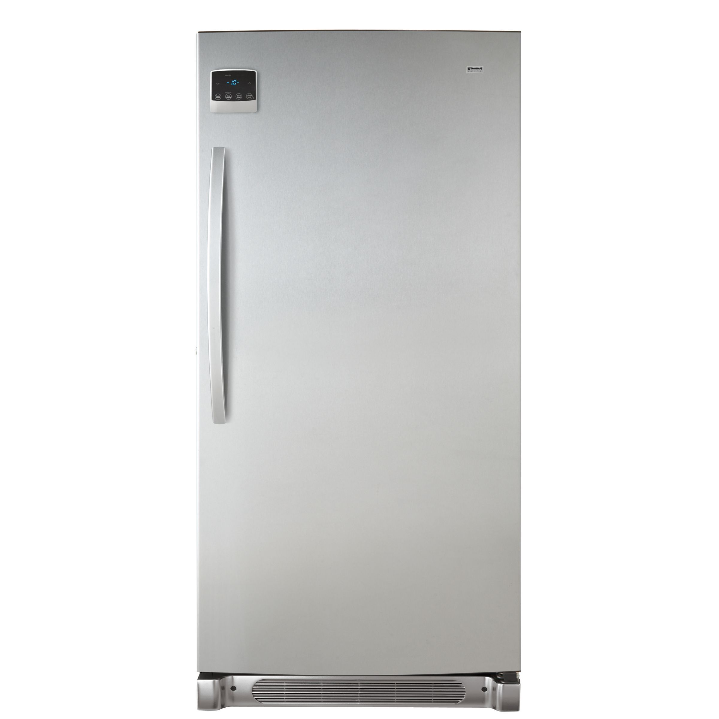 Check Out Kenmore Elite 20 6 Cu Ft Upright Freezer In Stainless Upright Freezer Kenmore Elite Freezer