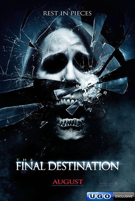 The Final Destination 4 Com Imagens Filmes De Terror Filmes