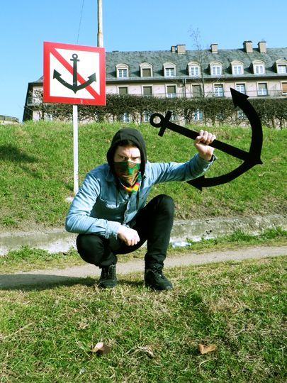 Florian Rivière 'urban hactivist'