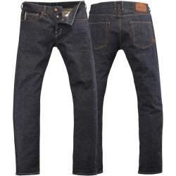 Rokker Sturgis Raw Jeans Hose Blau 30 Rokker