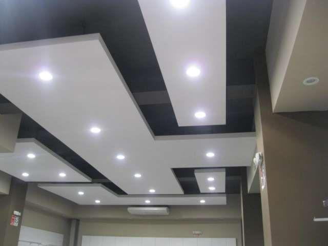 Instalacion de drywall y cielo raso somos especialistas for Modelos de cielo raso para salas