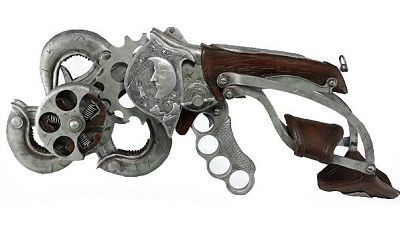 BioShock Infinite Replica Skyhook Now Available