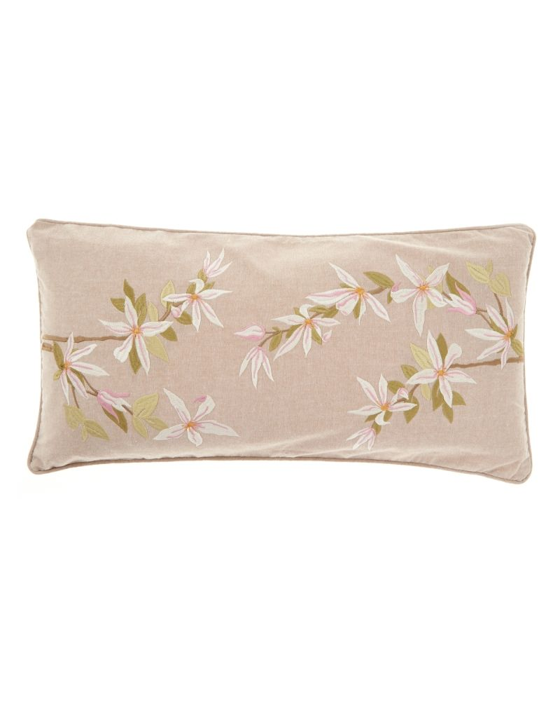 Luxury Decorative Pillow Collection : Nina Home at Stein Mart - Paradiso floral decorative pillow Nina Home By Nina Campbell ...