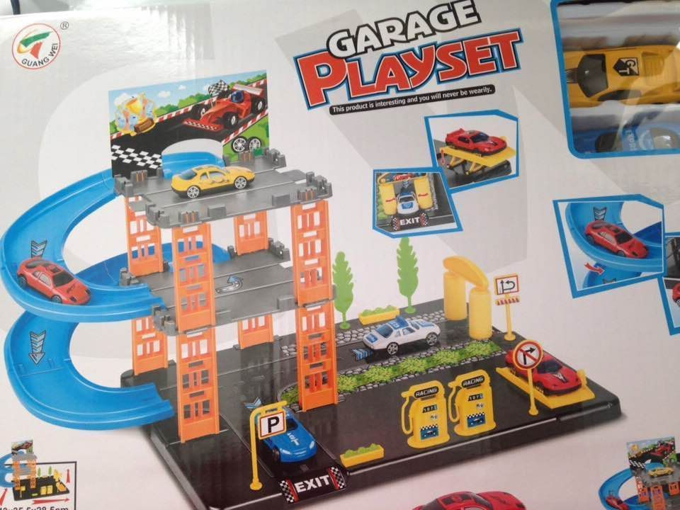 Toys For Boys Ages 6 7 : Toys for boys  years old kids garage educational