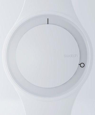 Swatch All White Watch Design Swatch