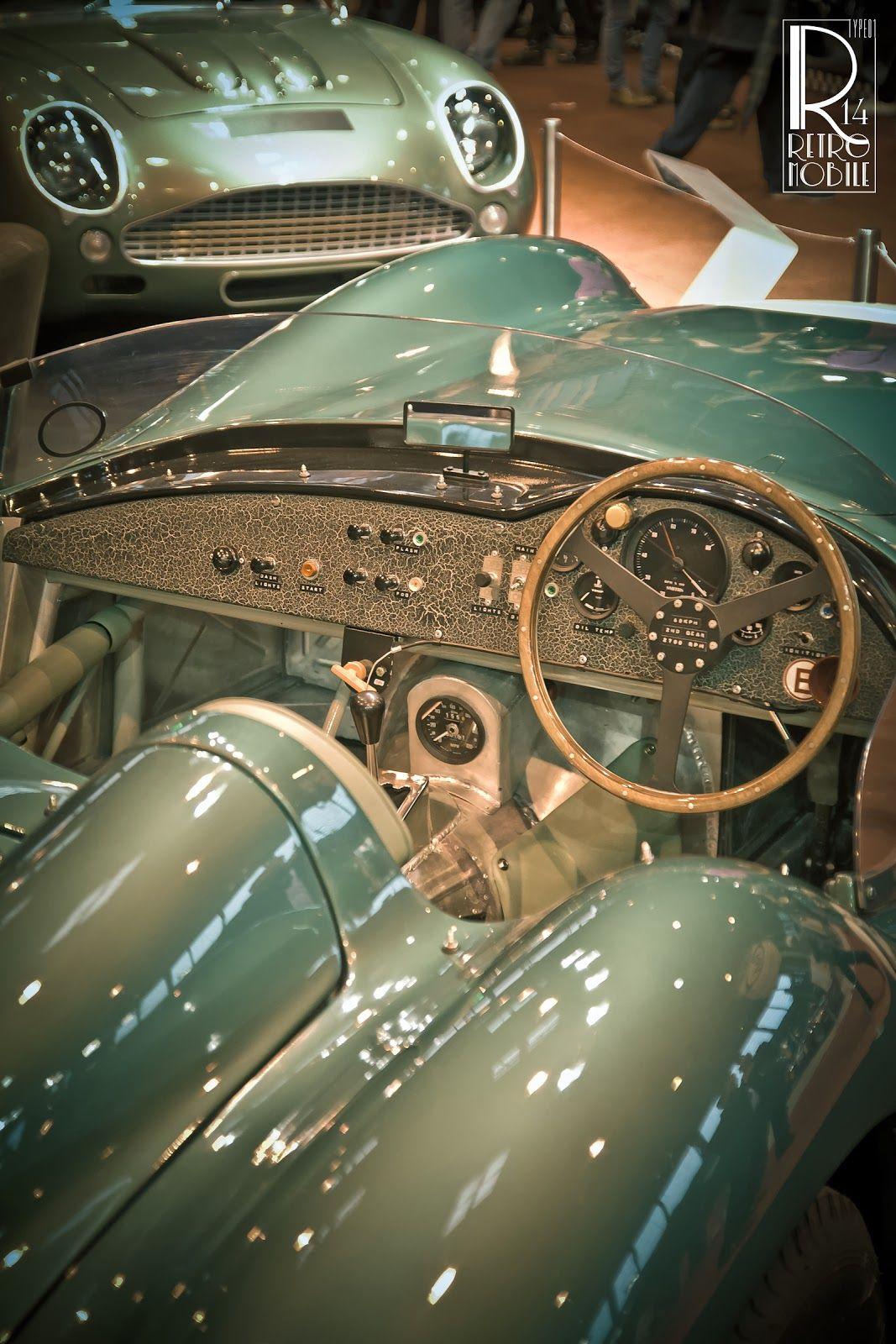 type-01: Retromobile 2014 (Aston Martin)
